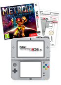 Nintendo New 3DS XL i Metroid: Samus Returns
