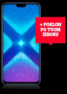 Honor 8X Dual SIM plavi