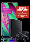 Samsung Galaxy A40 Black i Sony PlayStation®4 500 GB