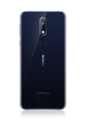 Nokia 7.1 Dual SIM Midnight Blue