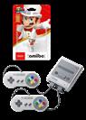 Clasic Mini Snes i Amiibo Super Mario Odyssey