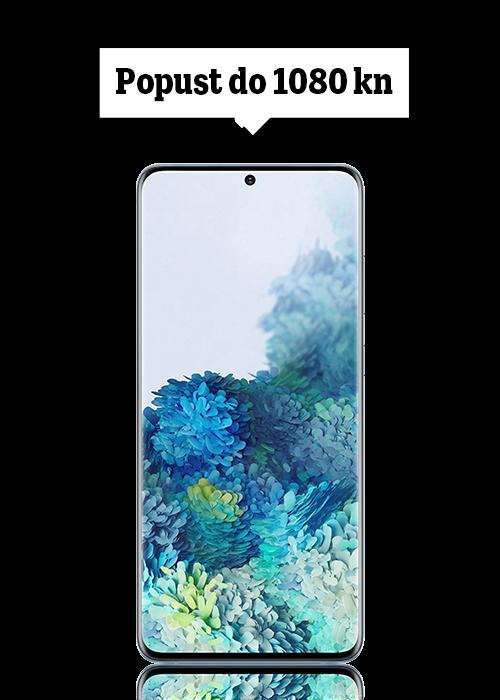 Galaxy S20 Dual SIM Cloud Blue