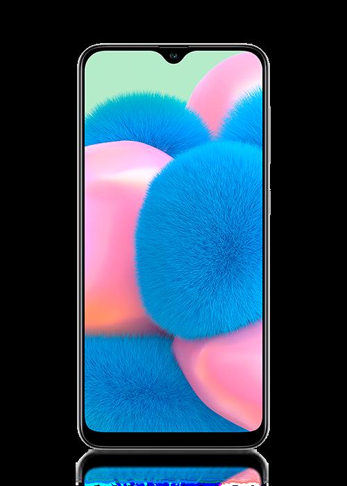 Galaxy A30s Dual SIM Black