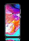 Galaxy A70 Dual SIM Black