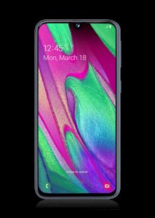 Samsung Galaxy A40 Dual SIM Black