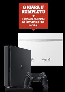 Huawei B525 i PlayStation®4 Slim 500GB