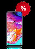 Samsung Galaxy A70 Dual SIM Black