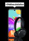 Galaxy A41 Dual SIM Black