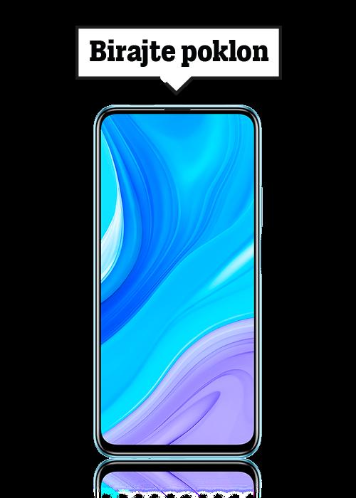 P Smart Pro Dual SIM Breathing Crystal