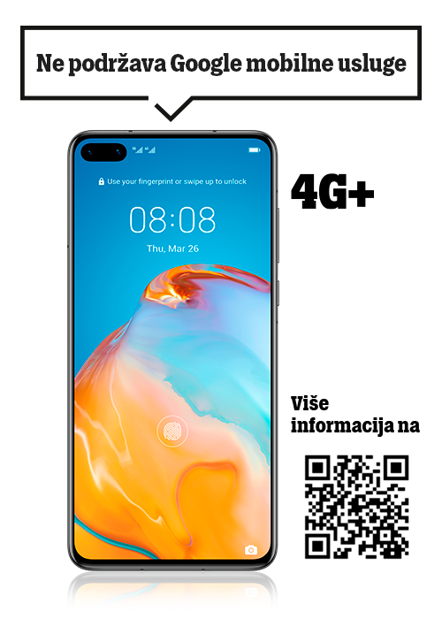 Huawei P40 Dual SIM