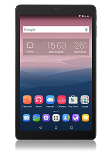 Alcatel Pixi3 10'' wifi crni tablet