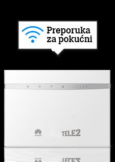 Huawei B525 4G WiFi CAT6 router