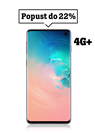 Galaxy S10 Dual SIM 128GB Prism White