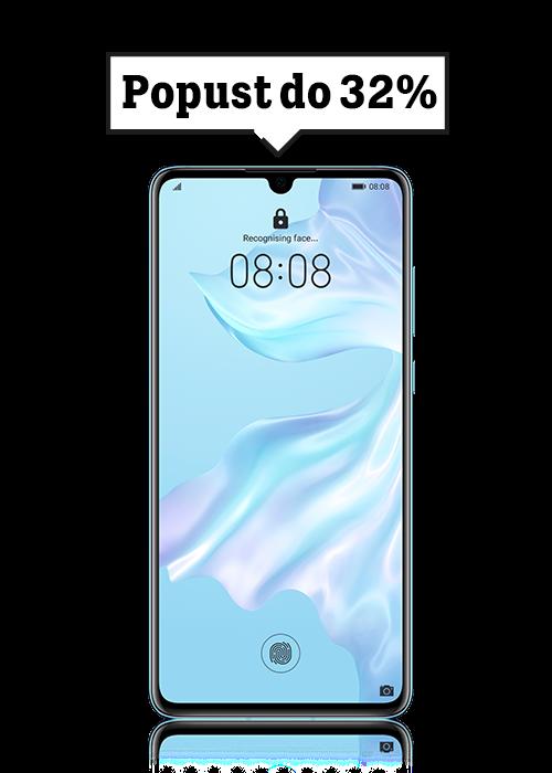 P30 Dual SIM Breathing Crystal