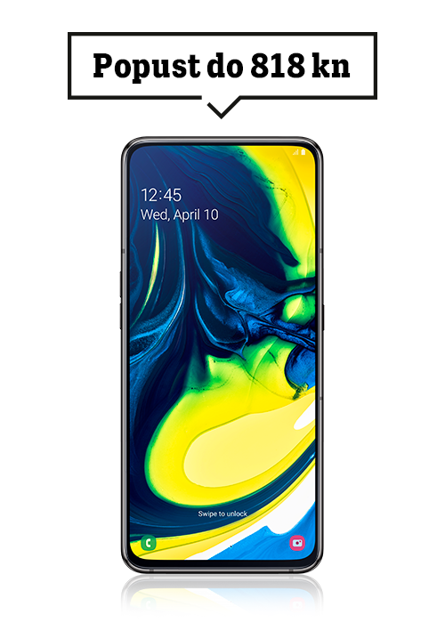 Samsung Galaxy A80 Dual SIM