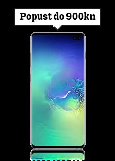 Galaxy S10+ Dual SIM 128GB Prism Green