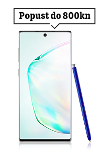 Samsung Galaxy Note10 Dual SIM Aura Black