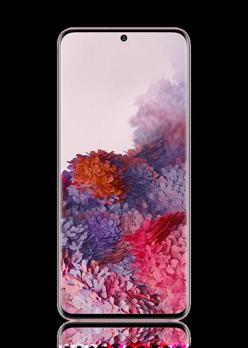 Galaxy S20 Dual SIM Cloud Pink