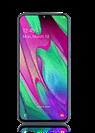Galaxy A40 Dual SIM Black
