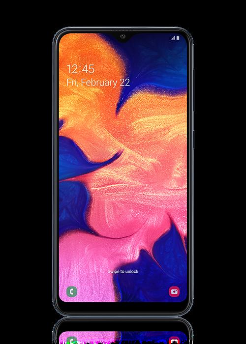 Galaxy A10 Dual SIM Black