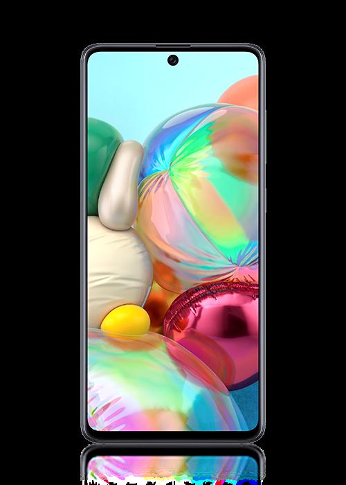 Galaxy A71 Dual Sim Black