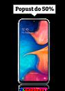 Galaxy A20e Dual SIM Black
