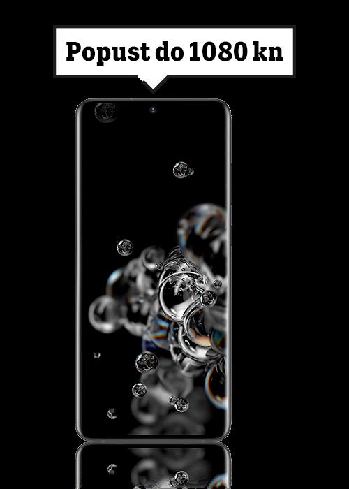 Galaxy S20 Ultra Dual SIM Cosmic Black