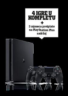 Sony PlayStation®4 500 GB