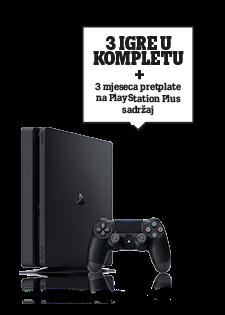 Sony Playstation®4 1TB