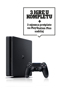 Sony PlayStation®4 500GB