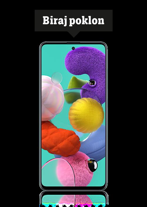 Galaxy A51 Dual SIM Blue