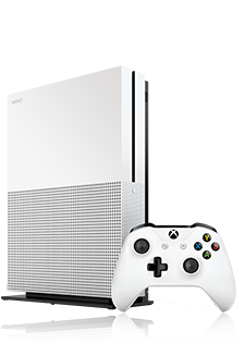 Microsoft Xbox One S 500GB i Minecraft