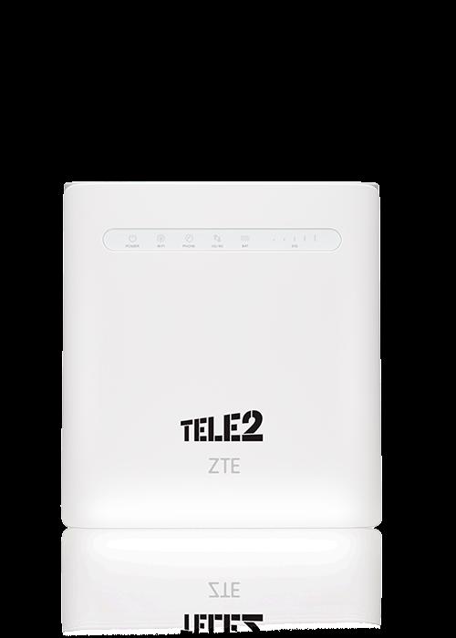 ZTE MF286R White WiFi CAT6 Router
