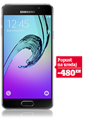 Samsung Galaxy A3 2016 crni