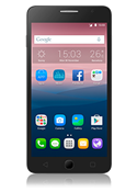 Alcatel Pop Star Dual SIM srebrni