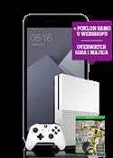 Microsoft Xbox One S 500GB, FIFA 2017, Overwatch i Xiaomi Note 5A