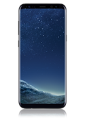 Samsung Galaxy S8+ Midnight Black
