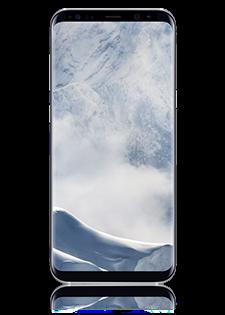 Samsung Galaxy S8+ Arctic Silver