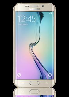 Samsung Galaxy S6 edge 32GB Gold Platinum