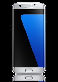 Samsung Galaxy S7 edge Silver