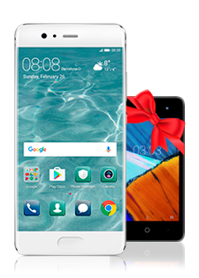 Huawei P10 Dual SIM + Noa Core Stilo Dual SIM
