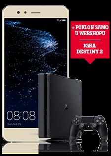 Huawei P10 Lite i PlayStation®4 Slim 500GB