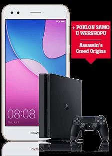 Huawei P9 Lite Mini Dual SIM i PlayStation®4 Slim