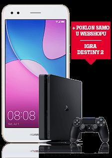 Huawei P9 Lite Mini i PlayStation®4 Slim 500GB