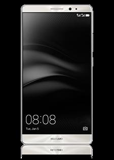 Huawei Mate 8 Dual SIM Fantasy Silver