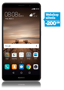 Huawei Mate 9 Dual SIM Grey