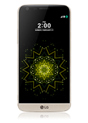LG G5 zlatni