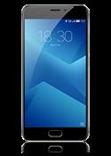 Meizu M5 Note Dual SIM sivi