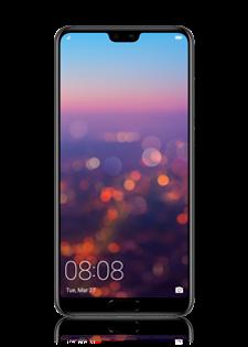 P20 Pro Dual SIM Black