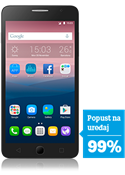 Alcatel POP Star Dual SIM Silver